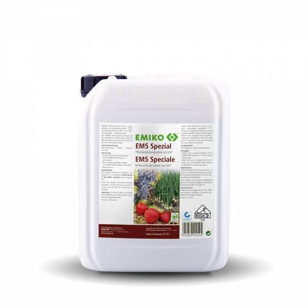 EMIKO® EM5 Spezial - Pflanzenstärkungsmittel