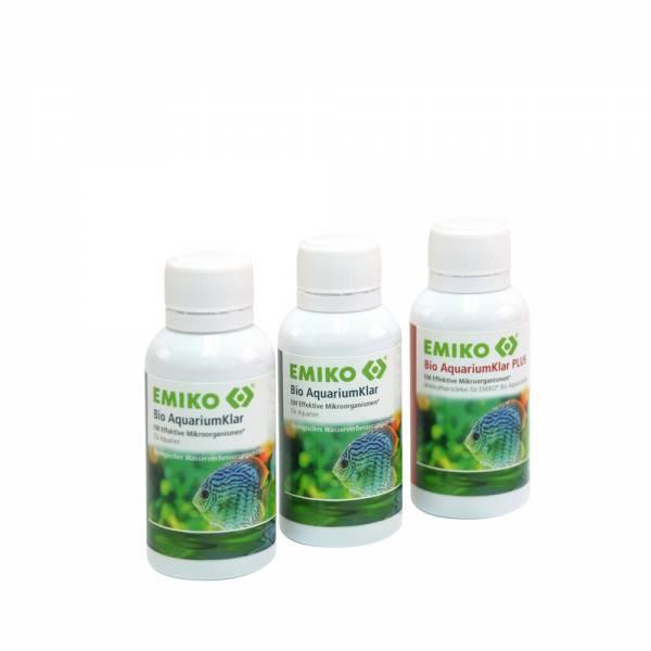 EMIKO® Bio AquariumKlar Systempflege