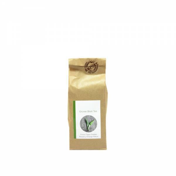 Grüner EM Blatt-Tee