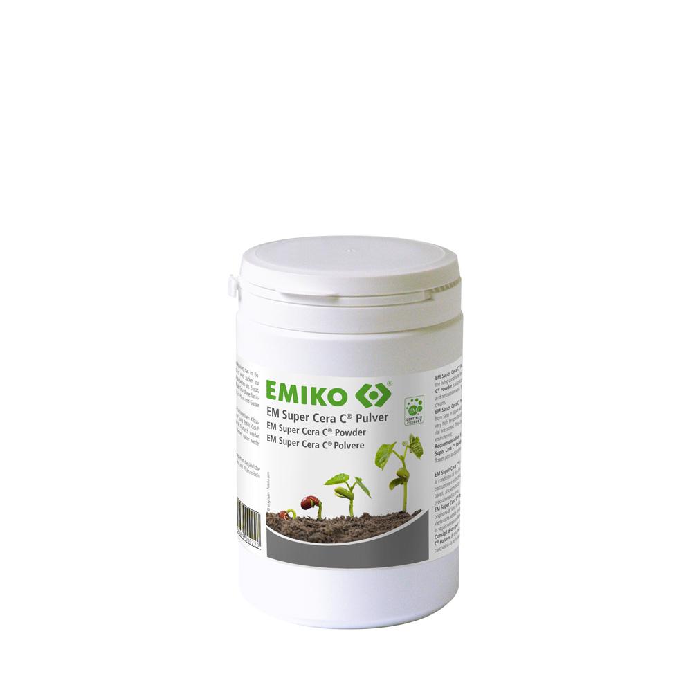 EM Super Cera C® Pulver | EM für Teiche & Schwimmteiche | EM im Garten | EM aktiviert