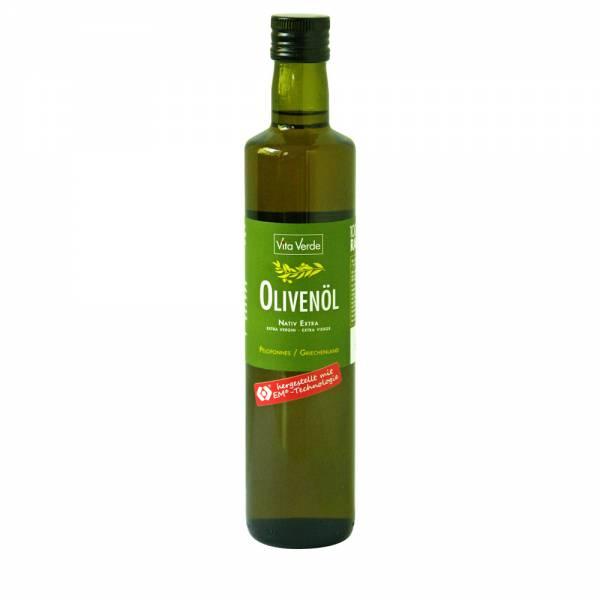 EM Olivenöl Vita Verde