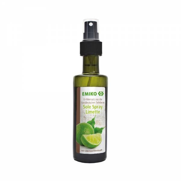 EMIKO® Ur-Meersalz Sole Spray Limette
