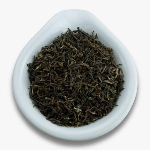 Schwarzer Blatt-Tee